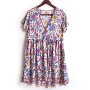 Spell & The Gypsy Collective Lovebird Dress